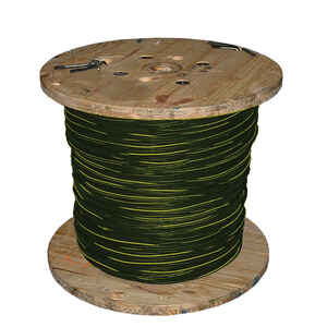 Southwire  1000 ft. 2/3  Stranded  Triplex  Underground Cable
