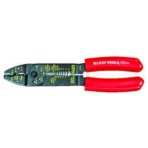 Klein Tools  8-22 AWG 8-1/2 in. L Multi-Purpose Electrician's Tool