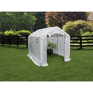 Shelter Logic  GrowIt  Translucent  6 ft. H x 6 ft. W Peak Style Greenhouse