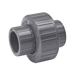 BK Products  ProLine  Schedule 80  3/4 in. Socket   x 3/4 in. Dia. Socket  PVC  Union