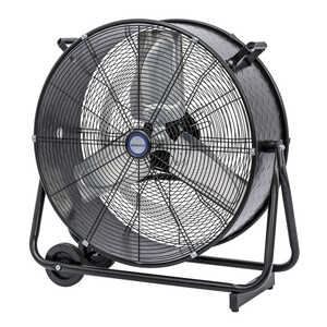 Cool Flow  2 speed AC  Drum Fan