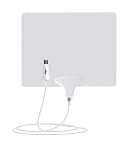 Mohu Leaf  50  Indoor  HDTV  Antenna  1 pk