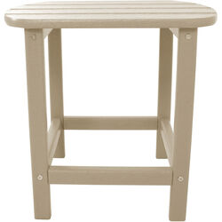 Hanover  Square  Tan  All Weather Collection  Side Table