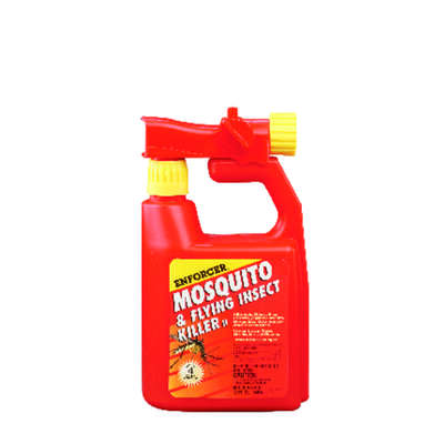 Enforcer  Mosquito & Flying  Liquid  Insect Killer  1 oz.
