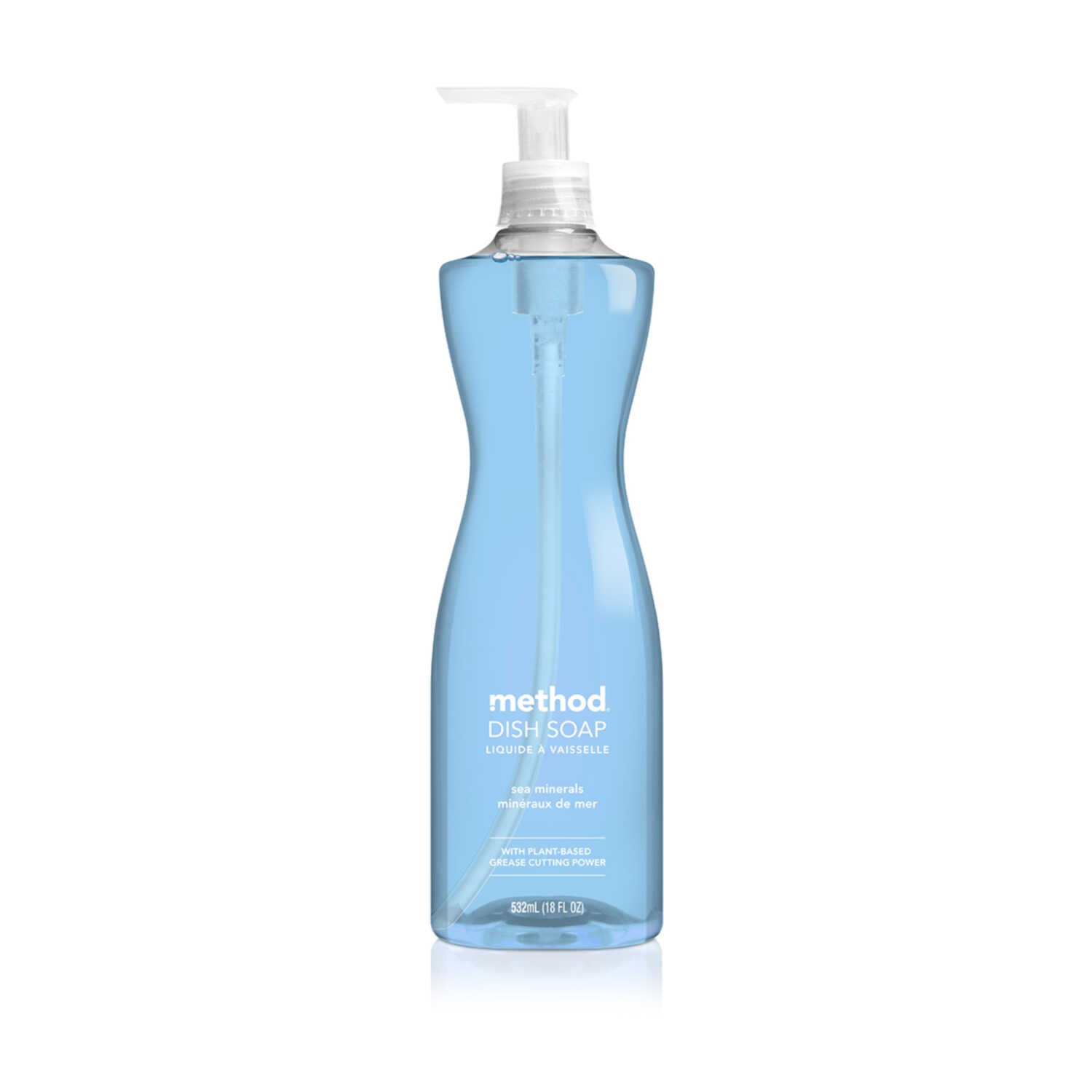 Method  Sea Mineral Scent Liquid  Dish Soap  18 oz.