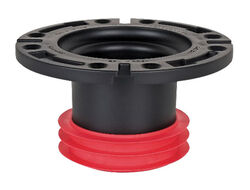 Sioux Chief Push Tite ABS Open Closet Flange N/A in.