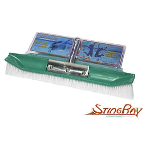 SweepEase  AquaDynamic  Pool Brush  7 in. H x 2 in. W x 18 in. L