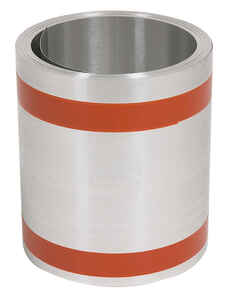 Amerimax  4 in. H x 5.5 in. W x 10 ft. L Silver  Galvanized Steel  Roll  Roll Valley Flashing