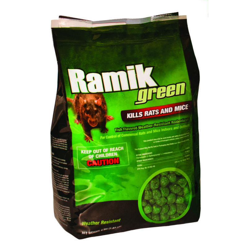 Ramik  Small  Bait  For Mice/Rats 1 pk