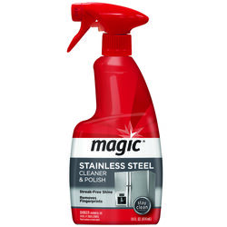 Magic Citrus Scent Stainless Steel Cleaner 14 oz. Liquid