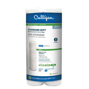 Culligan  Water Filtration System  For Whole House 12000 gal.