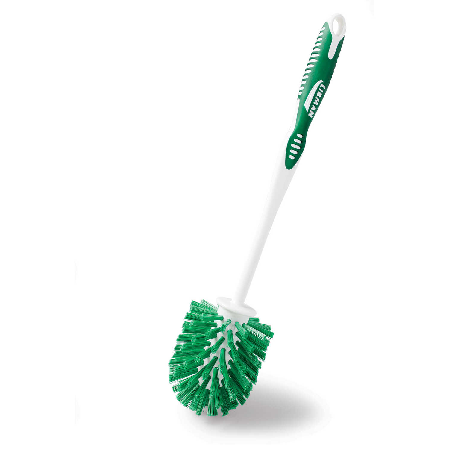 Libman  1 in. W Rubber  Bowl Brush