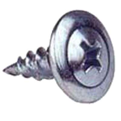 Pro-Twist  No. 8   x 1-5/8 in. L Phillips  Truss Head Lath Screws  1 lb.