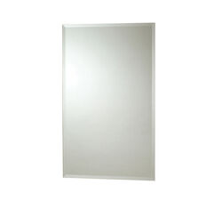 Zenith  26 in. H x 16 in. W x 4-1/2 in. D Rectangle  Medicine Cabinet/Mirror
