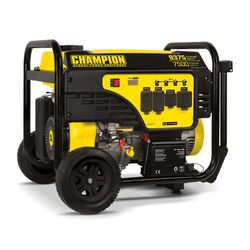 Champion  7500 watt 120/240 volt Gasoline  Portable  Generator