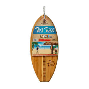 Mellow Militia  Tiki Toss  Hook and Ring Game  9 years and up
