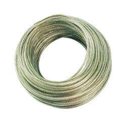 Ben-Mor Cables Inc.  150 ft. L Clear  Galvanized Steel  Clothesline