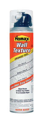 Homax  White  Water-Based  Wall and Ceiling Texture Paint  10 oz.