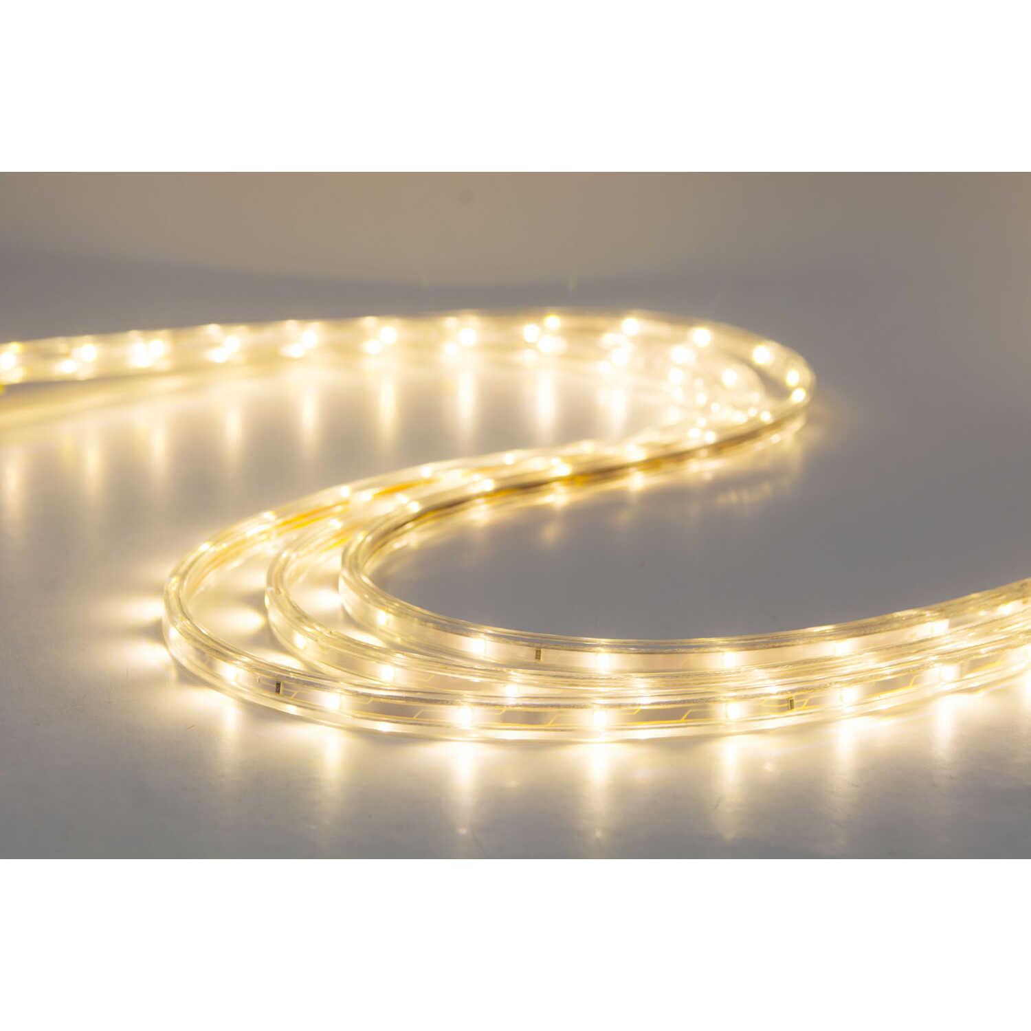 Living Accents  Summer  LED  Flex Tape  Lights  Warm White  16.4 ft. 160 lights