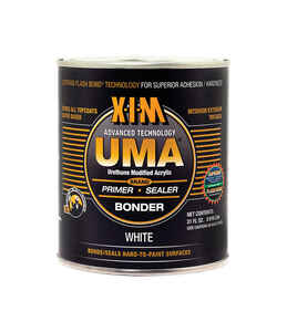 X-I-M  UMA  White  Primer, Sealer, Bonder  For All Surfaces 1 qt.