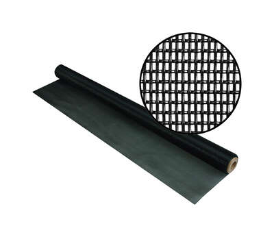 Phifer Wire 36 in. W x 7 ft. L Black Polyester Pet Screen Cloth