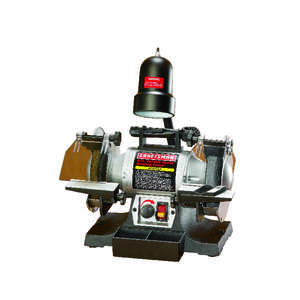 Craftsman  Variable Speed Grinding Center  2  3450 rpm 1/5 hp 6 in.