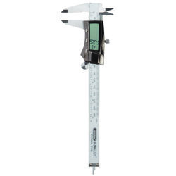 General Tools  11-1/2 in. L Digital Caliper  6 in. 1 pc.