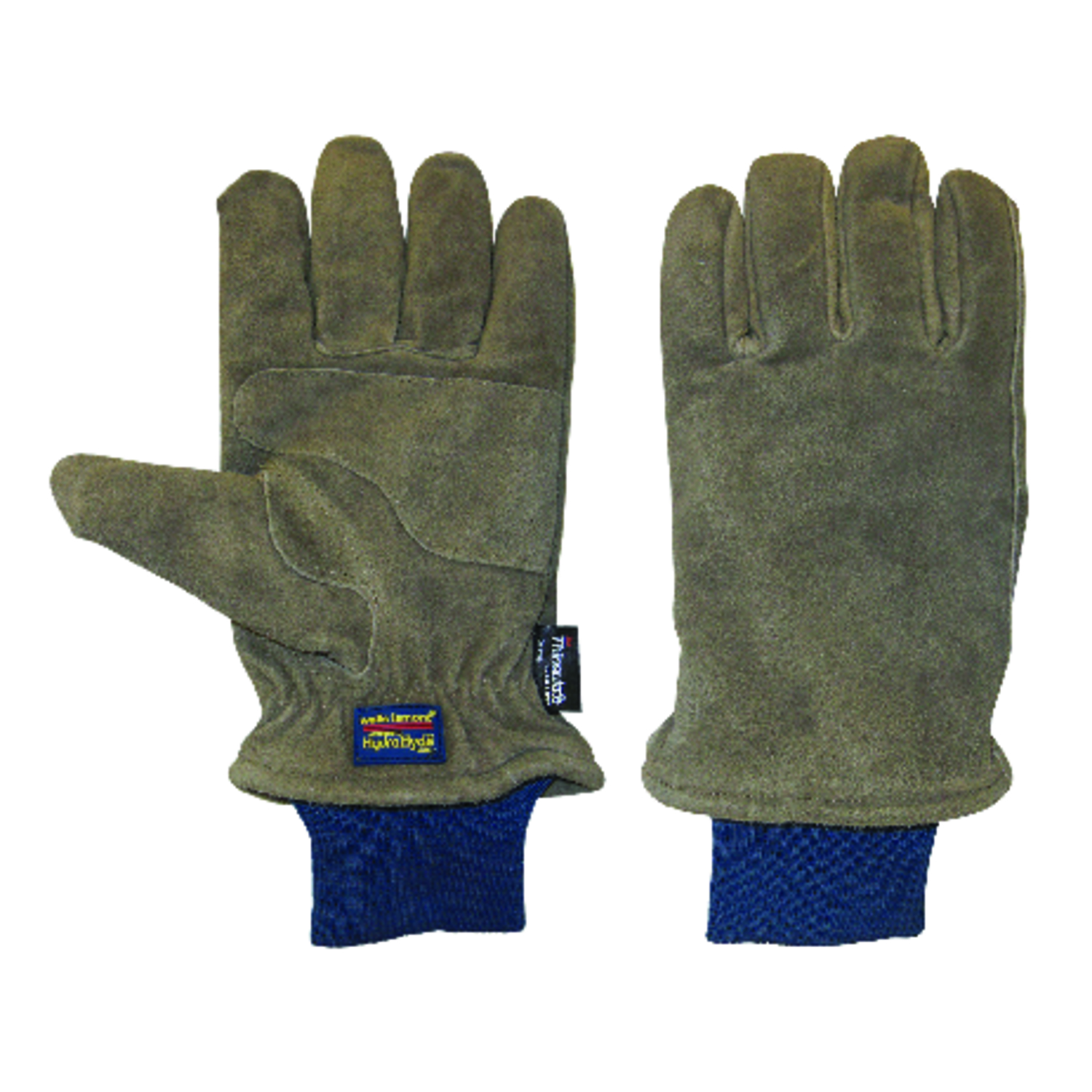 Wells Lamont  Gloves  Brown  L