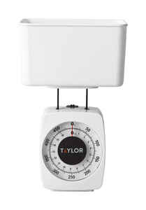 Taylor  White  Analog  Food Scale  1 Weight Capacity