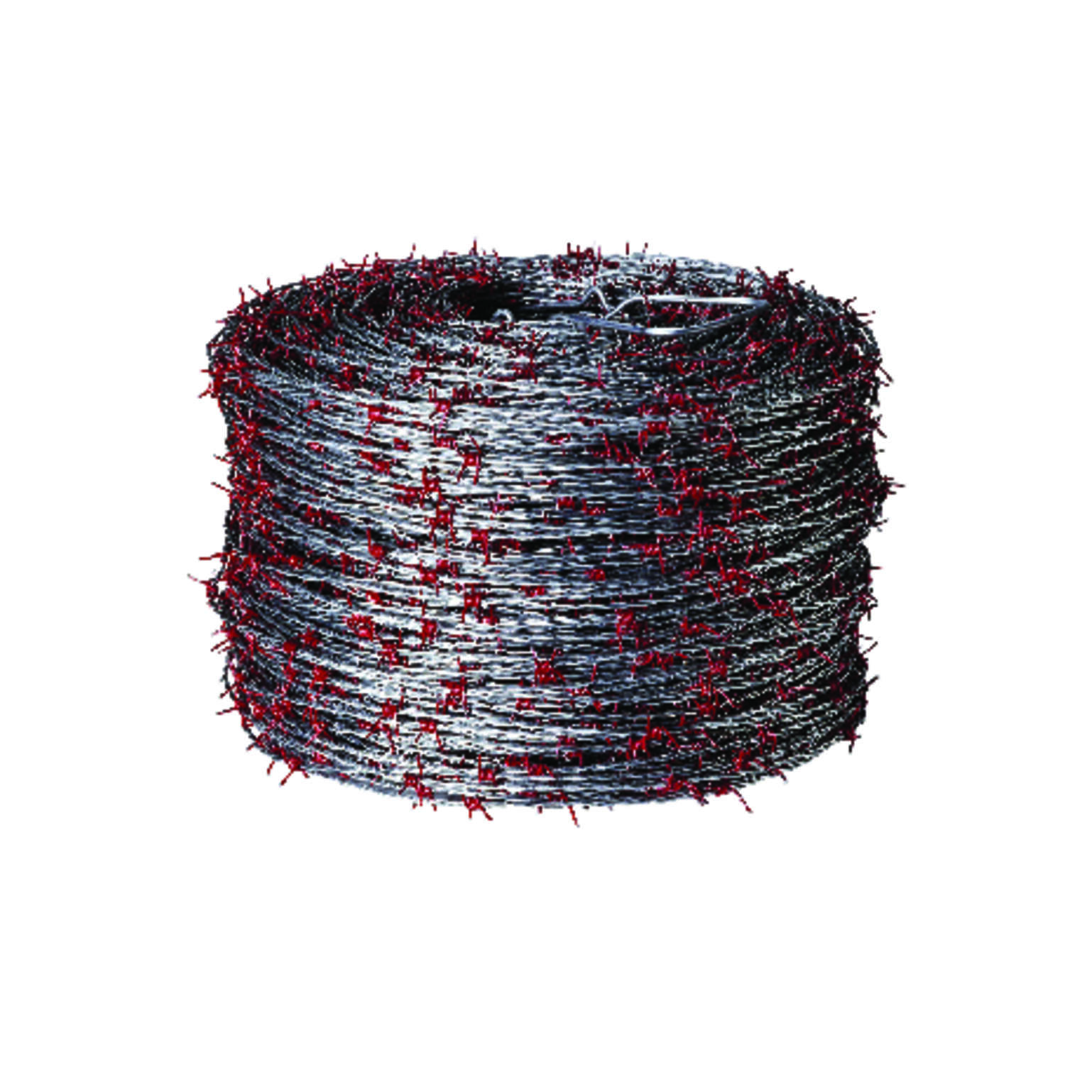 Red Brand  1320 ft. L 15.5 Ga. 2-point  Galvanized Steel  Barbed Wire