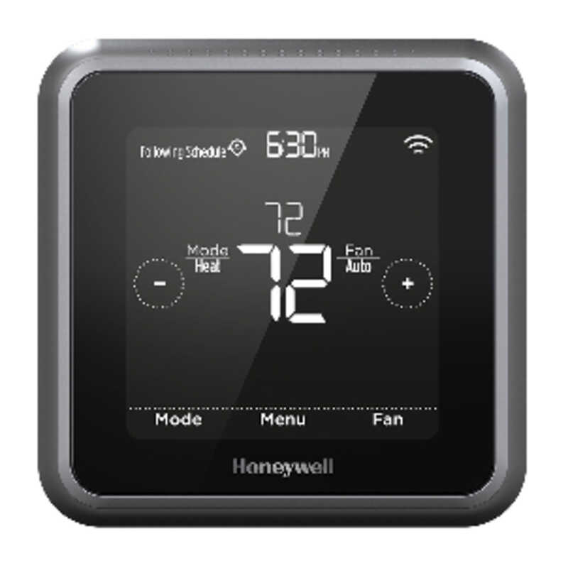 Honeywell  Lyric T5  Built In WiFi Heating and Cooling  Touch Screen  Smart Thermostat