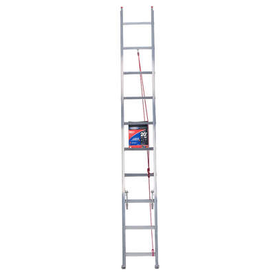 Werner 20 Ft H X 16 In W Aluminum Extension Ladder Type Iii 200 Lb Ace Hardware
