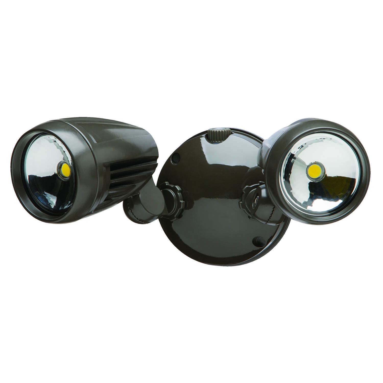 Heath Zenith  Dusk to Dawn  Hardwired  LED  Bronze  Security Light