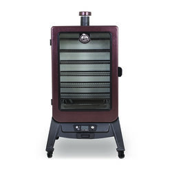 Pit Boss  Seven Series PBV7P1  26.3 in. W Vertical  Wood Pellet  Smoker  Copper