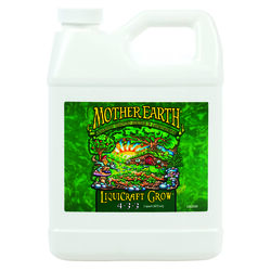 Mother Earth  Liquicraft Grow  Hydroponic Plant Nutrients  1 qt.