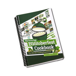 Big Green Egg  EGGtoberfest Cookbook  Cookbook