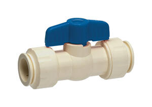 Homewerks  3/4  CPVC  Push-to-Connect  Ball Valve