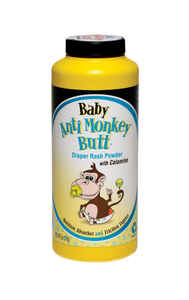 Anti Monkey Butt  Baby Powder  6 oz.