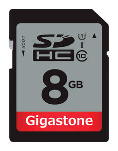 Gigastone  SD Flash Memory Card  1 pk