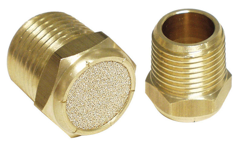 Universal  Brass  Breather Vent  1/2 in. Dia. 1