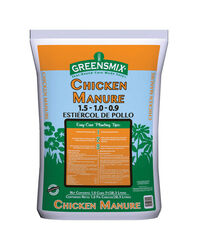 Greensmix Organic Chicken Manure 1 cu. ft.