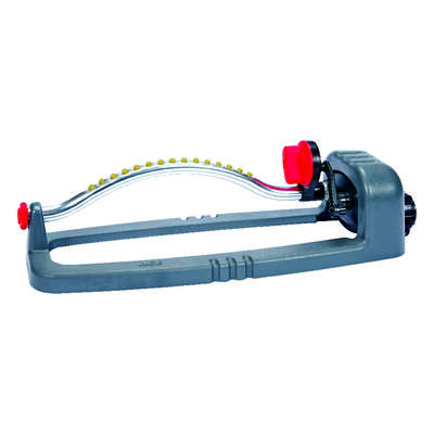 Ace  Poly  Sled Base  Oscillating Sprinkler  3000 sq. ft. 1 pk