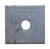 Simpson Strong-Tie  3 in. H x 0.3 in. W x 3 in. L Galvanized  Steel  Bearing Plate HDG