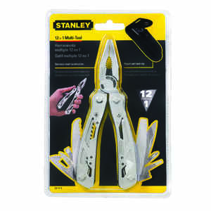 Stanley  1 pc. Folding  Multi-Functional Tools  Silver