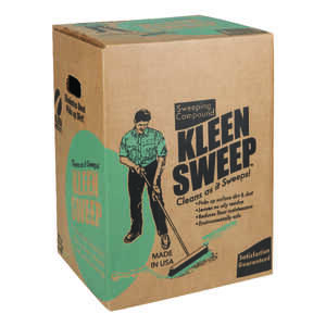Kleen Sweep+ Sweeping Compound Boxed 100 lb.