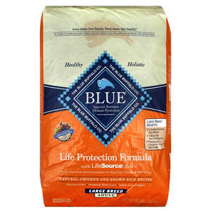 Blue Buffalo  Life Protection Formula  Chicken and Brown Rice  Dog  Food  30