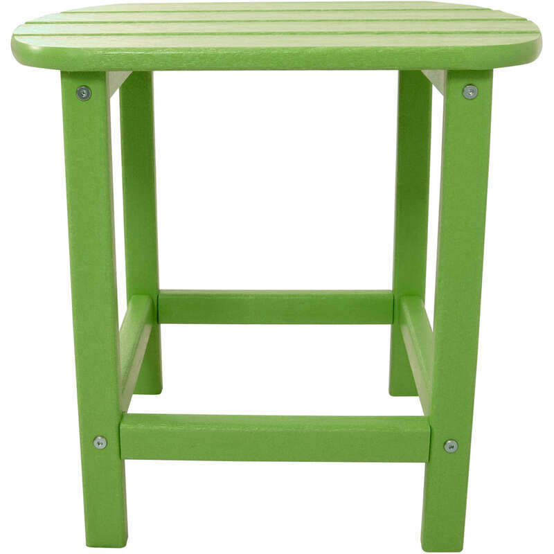 Hanover  Square  Green  All Weather Collection  Side Table