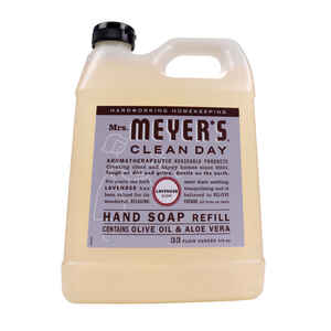 Mrs. Meyer's  Clean Day  Organic Lavender Scent Hand Soap Refill  33 oz.