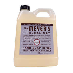 Mrs. Meyer's Clean Day 33 oz. Liquid Hand Soap Lavender Scent Refill