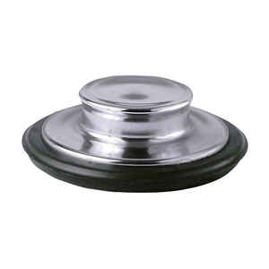 InSinkErator  Garbage Disposal Stopper  N/A hp Stainless Steel